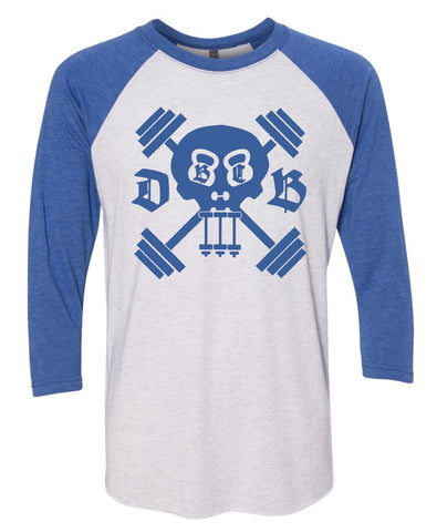 Three-Quarter Sleeve Raglan (LIMITED QUANTITY AVAILABLE)