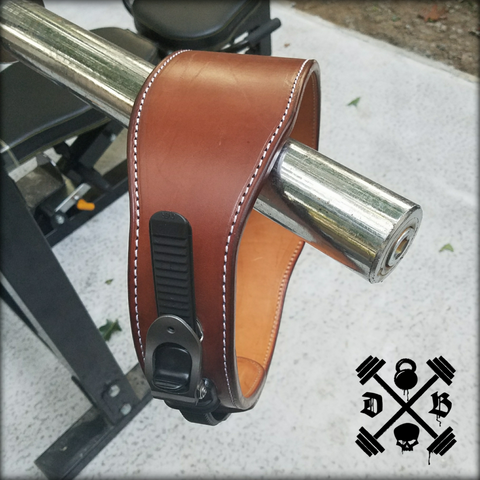 Tapered Leather Belts