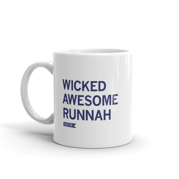 Boston Runner Mug