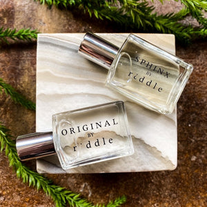 Riddle Roll-On Perfume Oil | 0.5 oz