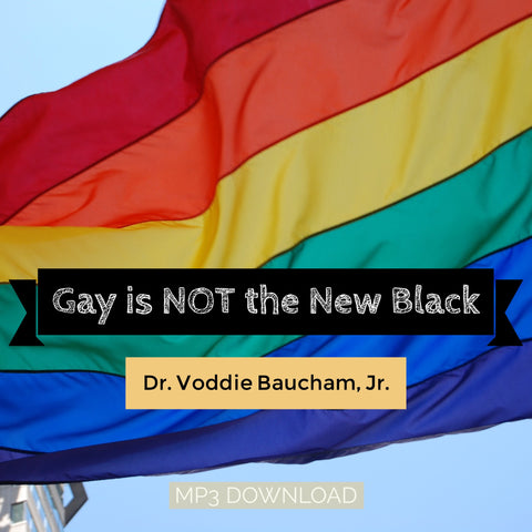 Gay is NOT the New Black (Download)