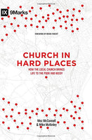 Church In Hard Places