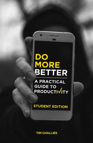 Do More Better (Student Edition)