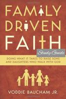 Family Driven Faith Study Guide (Download only)