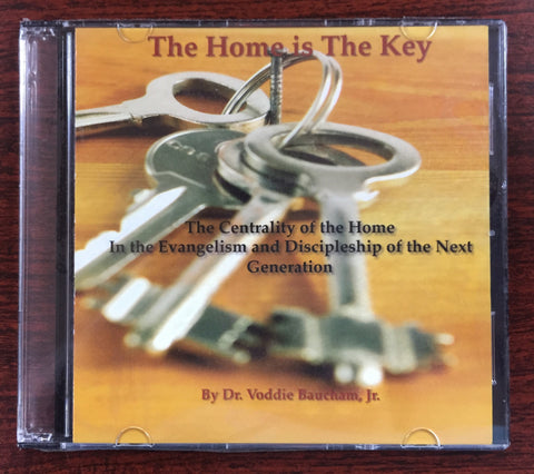 Home is the Key/Centrality Of The Home CD