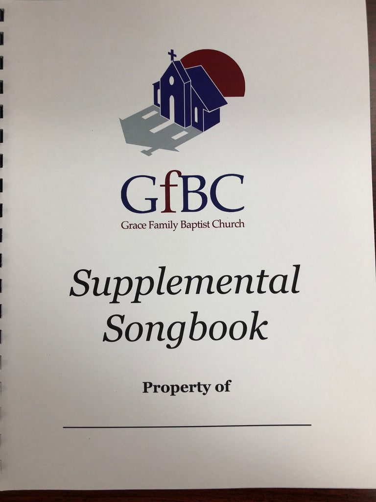 Supplemental Songbook