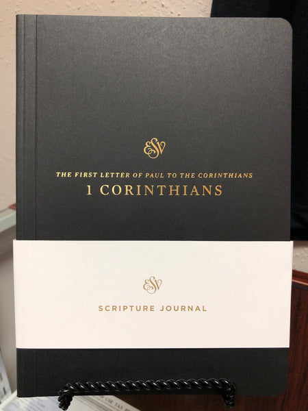 1 Corinthians Scripture Journal