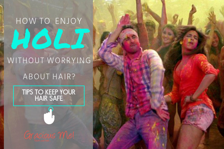 Tips To Keep Your Hair Safe For This Holi