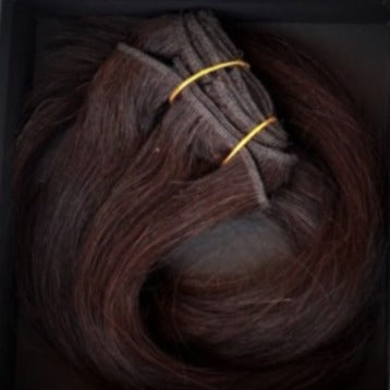 Dark Brown For Medium/Elegant Volume