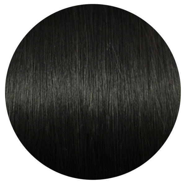 Jet Black For Medium/Elegant Volume