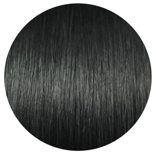 Jet Black For Thick/Luxurious Volume