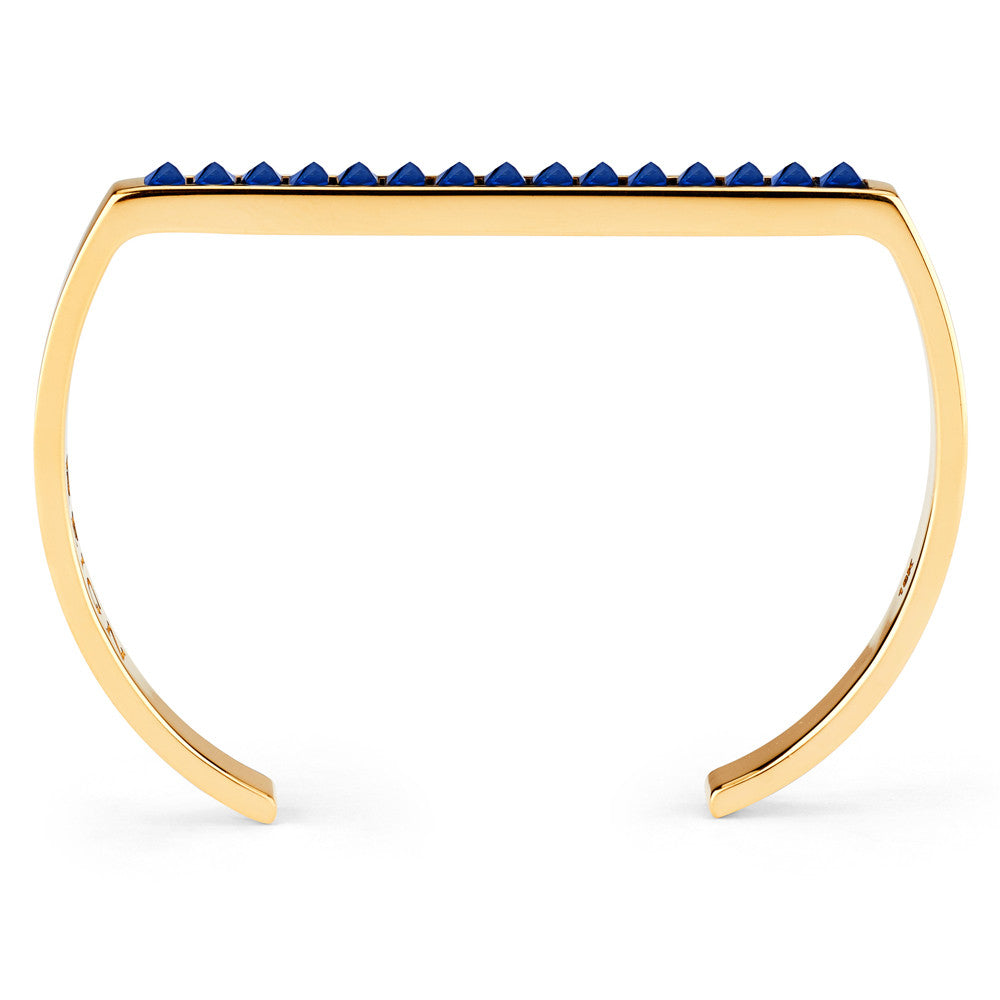 Inverted Princess Cuff in Yellow Gold