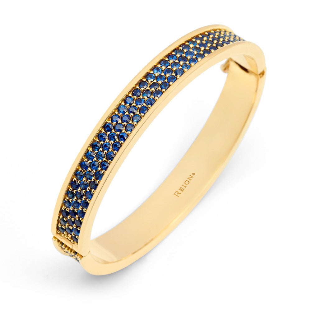 Reign Pave Bangle