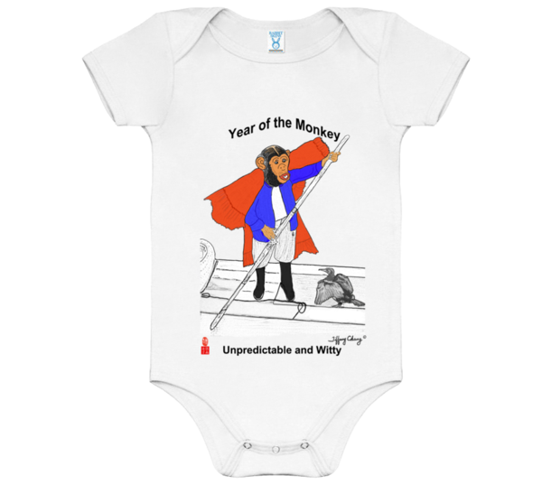 Zodiacals Bodysuits Make Great Baby Shower Gifts