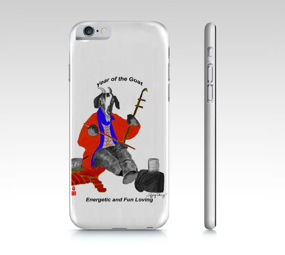 Year of the Goat iPhone Case 6/6S