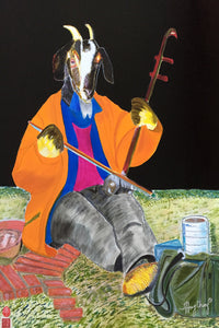 The Goat Musician