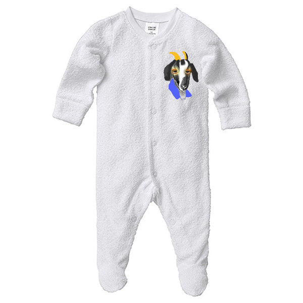 Goat Baby Coveralls
