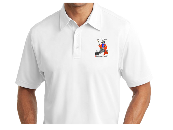 Year of the Goat Polo Shirts