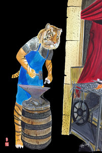 The Tiger Blacksmith