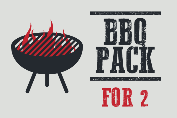 BBQ Pack for 2