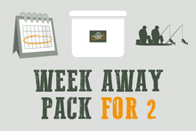 Week Away Pack for 2