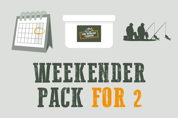 Weekender Pack for 2