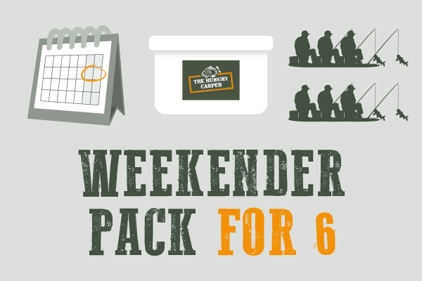 Weekender Pack for 6