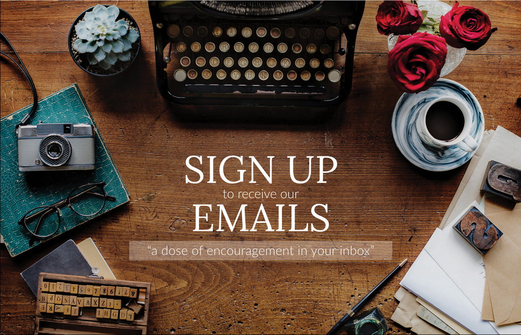 Email Thank You – The Crowning Jewels