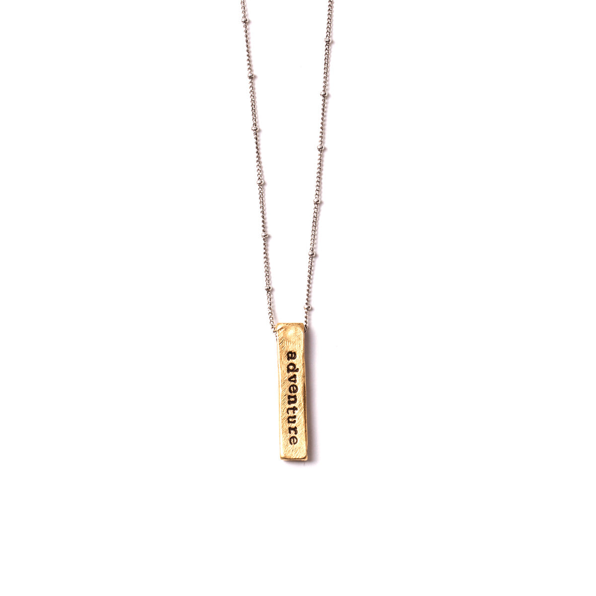"November ""Adventure"" Gaza Necklace"