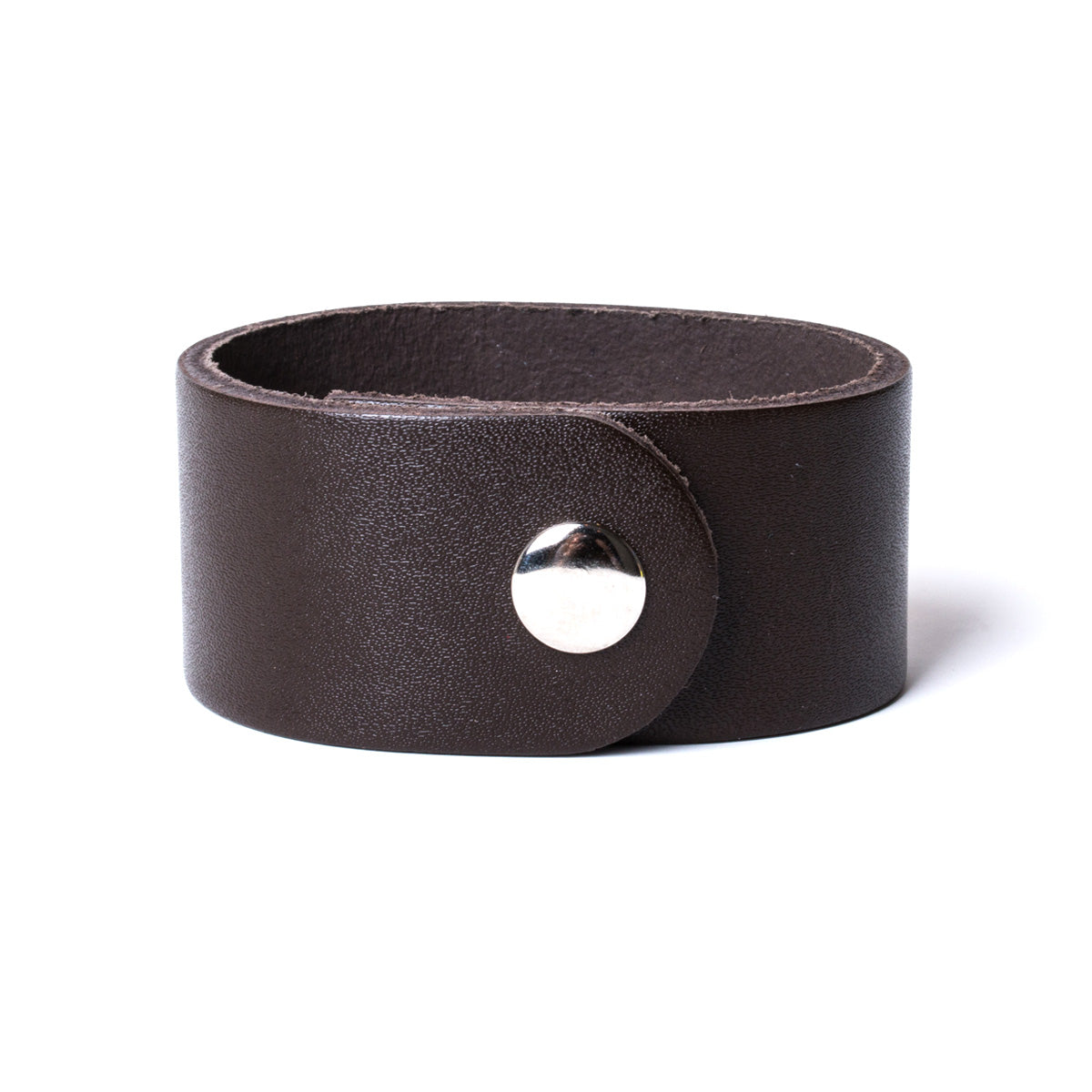 Heaven Inspired Thick Leather Cuff