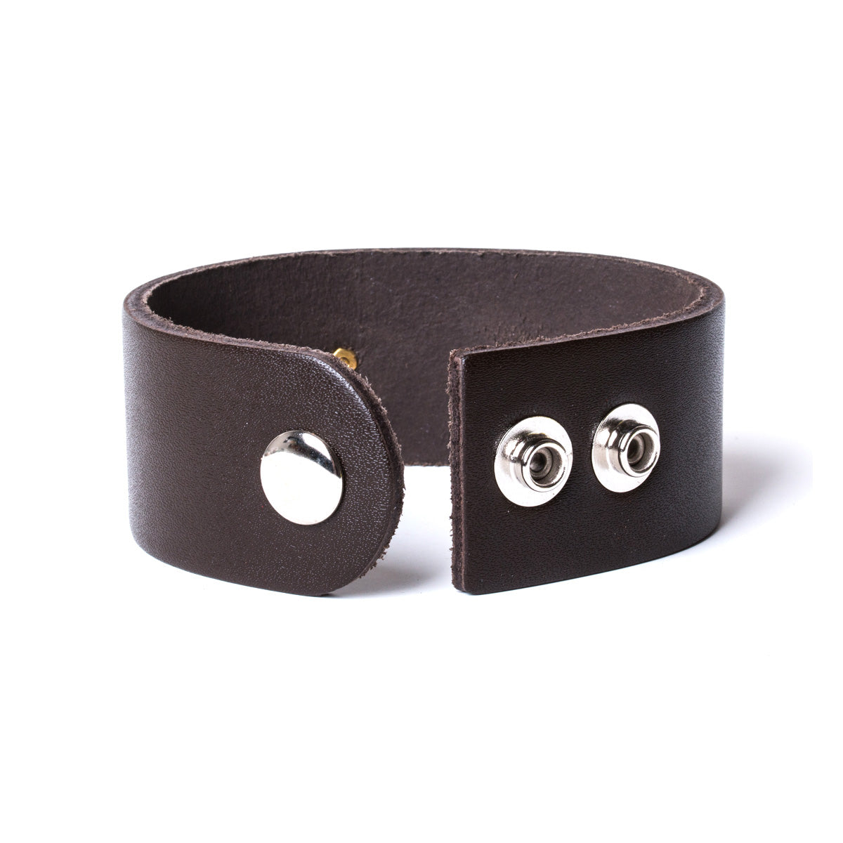 Bespoke Thick Leather Cuff for MEN