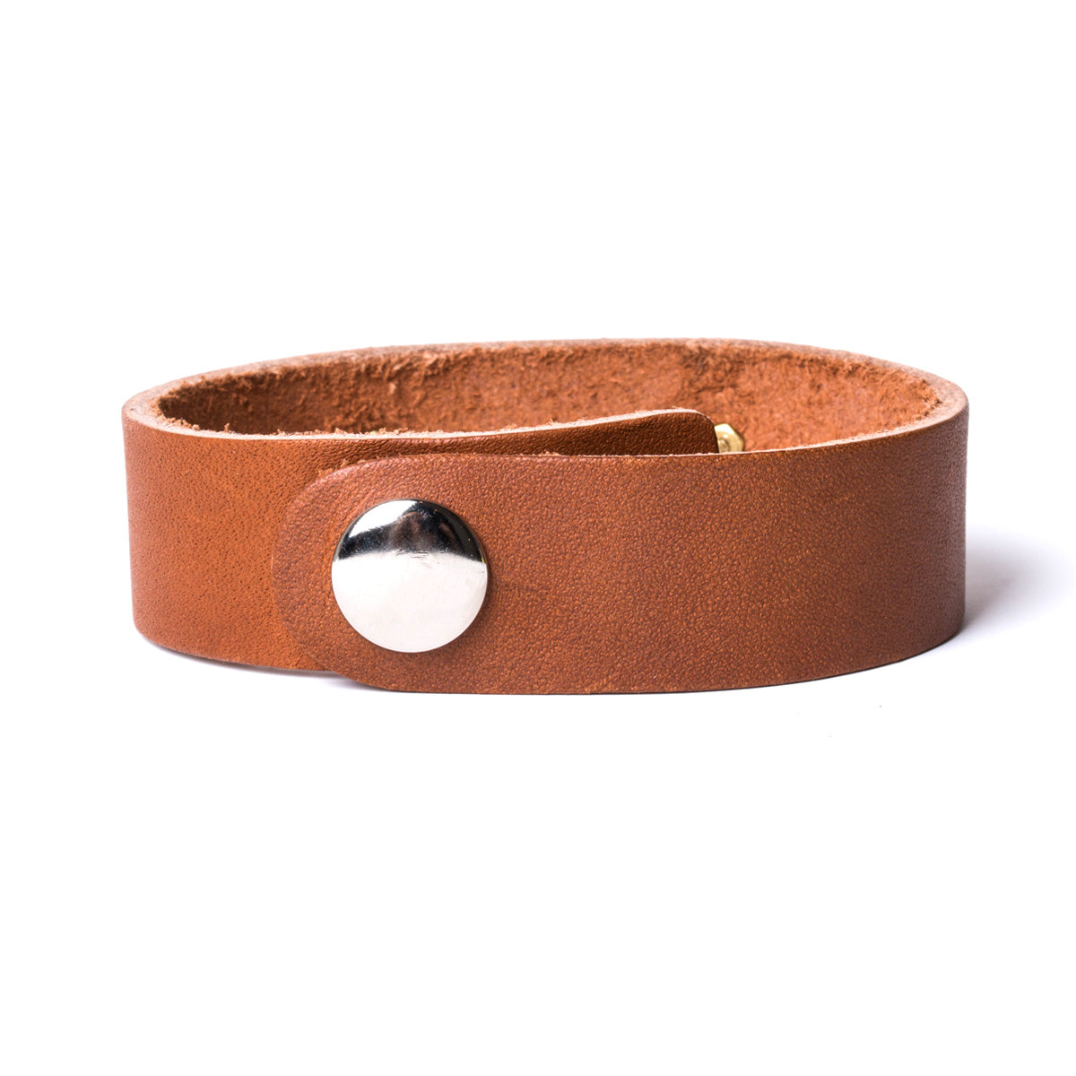 Yes & Amen Thin Leather Cuff