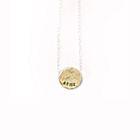 Heaven Inspired Gilead Necklace