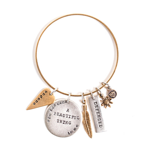 Mary of Bethany Bangle
