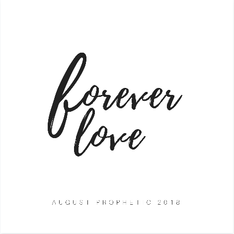 August Monthly Prophetic | Forever Love Kanah Necklace