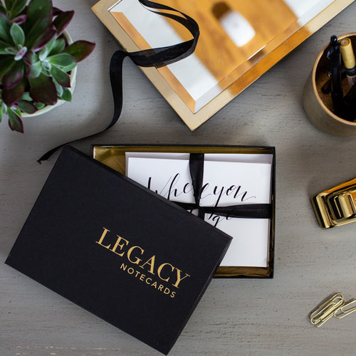 Legacy Notecards