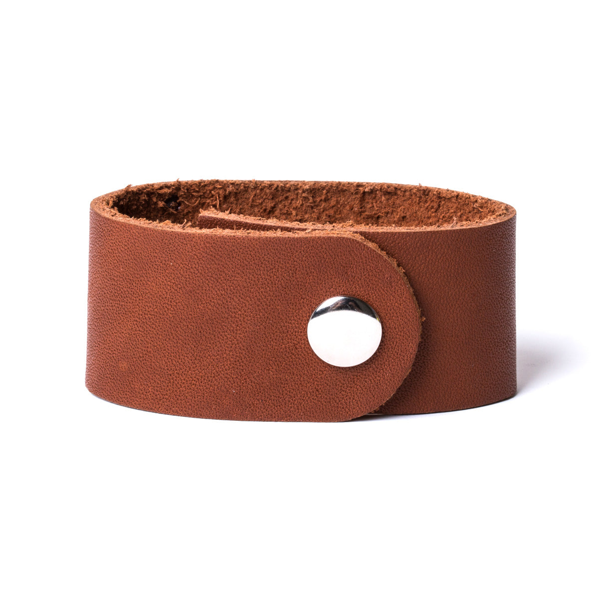 Hope Is Never Lost Thick Leather Cuff