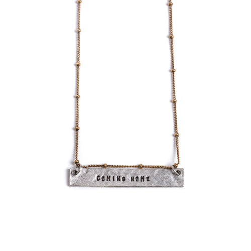 Coming Home Gilead Necklace