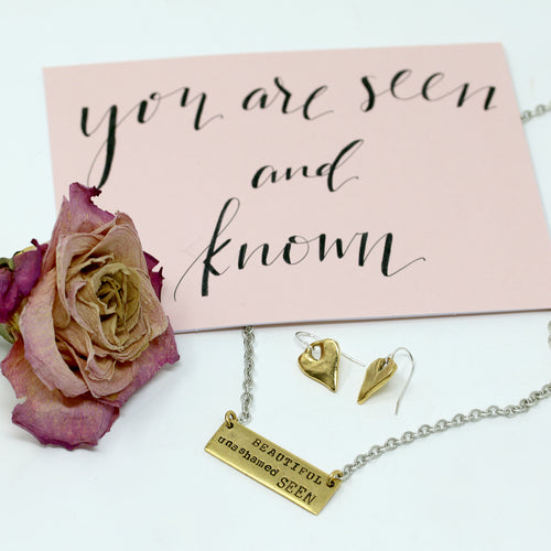 You Are Seen & Known Gift Set