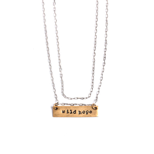 Wild Hope Eden Necklace