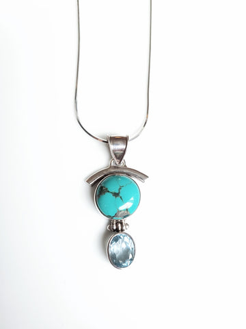 Calm Skies Necklace