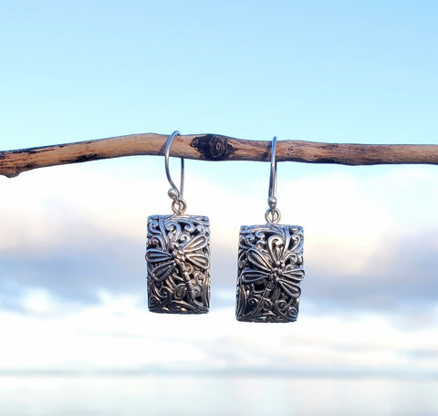 Dreamy Dragonfly Earrings