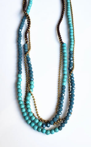 Diverse Design Necklace & Bracelet