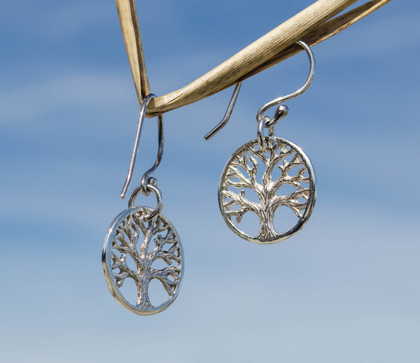 Tranquil Trees Earrings
