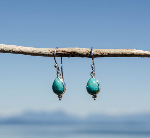 Purity Teardrop Earrings