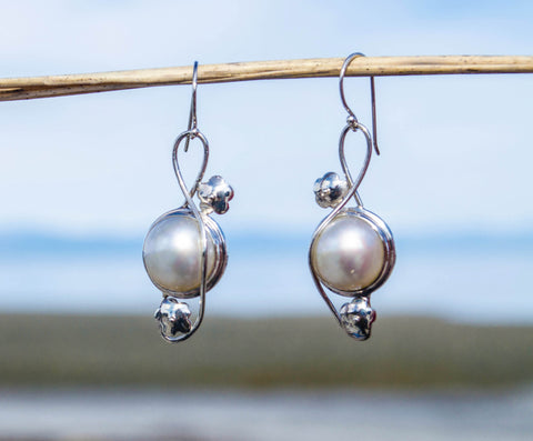 Pearlesque Earrings