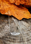 Hope Sterling Silver Necklace