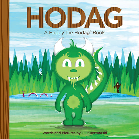 Happy the Hodag