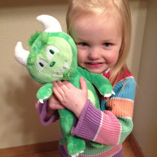 Happy the Hodag Plush Toy