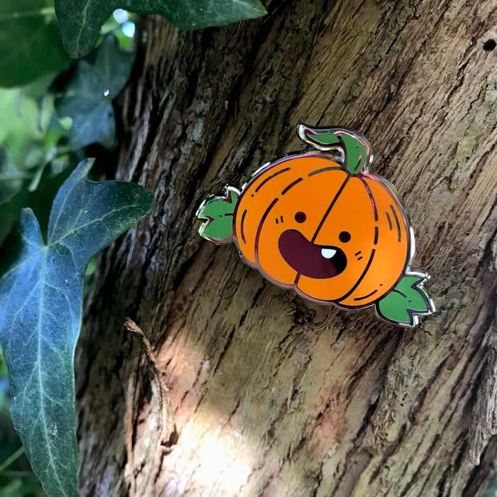 Kabocha Kun Pin: Orange